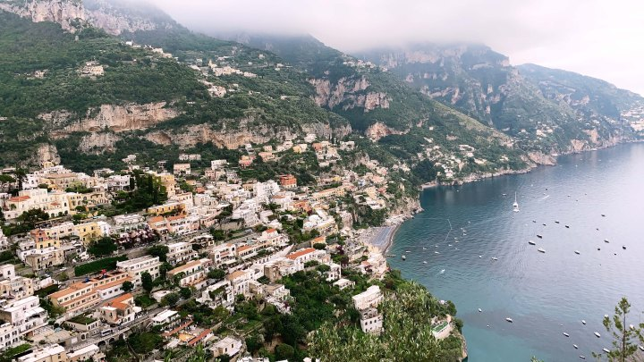 【旅遊】日本電影中的女神海岸(Amalfi coast)