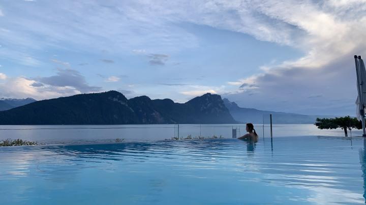【入四森林差電】純凈之地:波光潾潾瑞士琉森湖